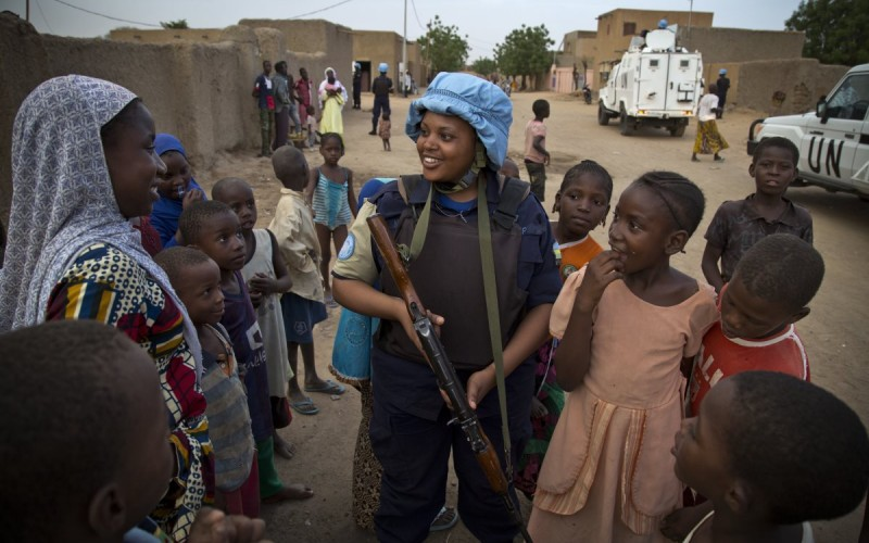 Effectiveness of Peace Operations The case of Mali
