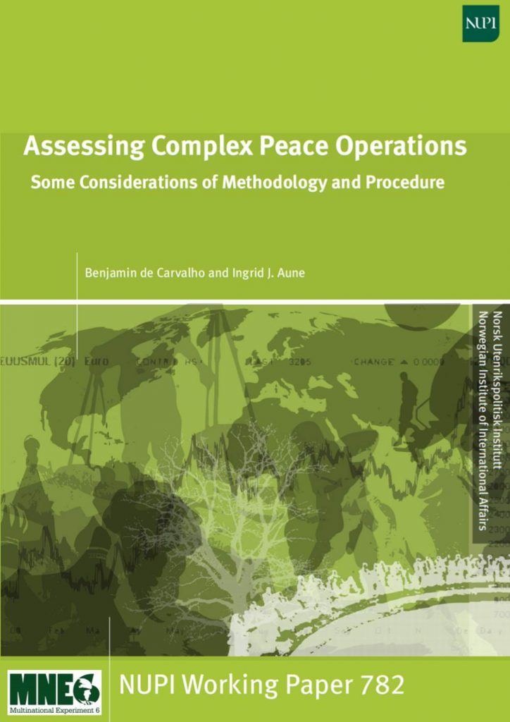 Assessing Complex Peace Operations