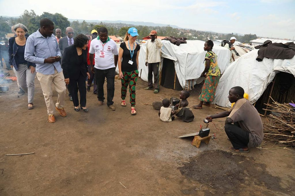 IDP Camp Bunia