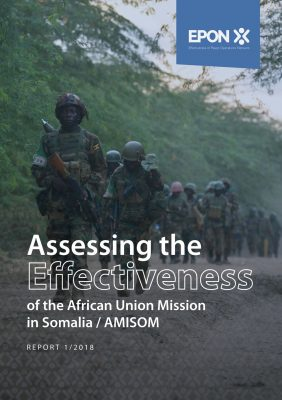 EPON AMISOM Report cover