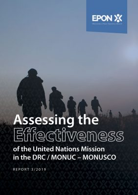 EPON MONUSCO Cover